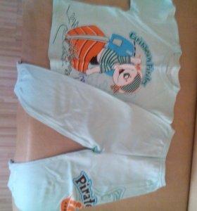 Пижама и маечки