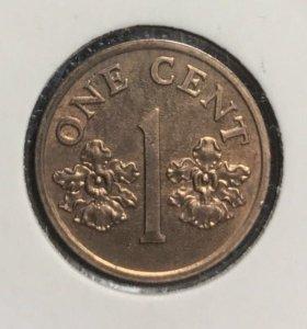 Монета Сингапура