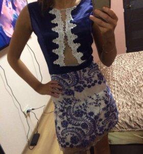 Платье новое нарядное 42,44 размер