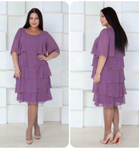 Платье 62-64 размер