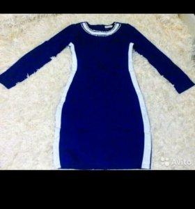 Платье новое со стразами