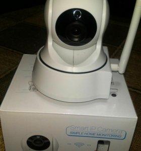 Смарт ip camera 1mp 720p