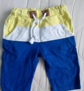 шорты на мальчика