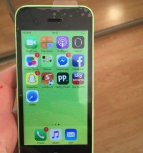 iPhone 5c 16gb обмен