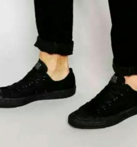 CONVERSE ALL STAR BLACK Мужские р-р 45, 46
