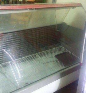 Витрина холодильная низкотемпературная