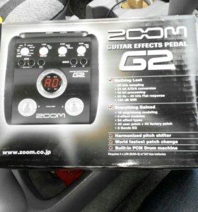 Процессор эффектов на электрогитару