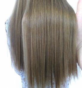 Полировка волос сортировка