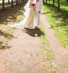 Свадебное платье 😍