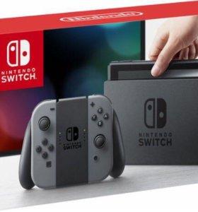 Портотивная игровая консоль Nintendo switch