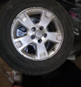 Колеса для Ford Escape (Maverik)'06, Honda CR-V II