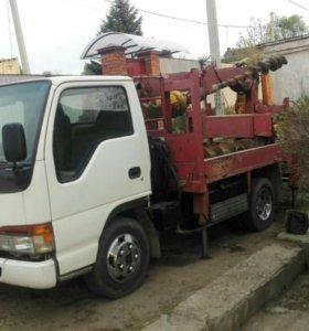 Автобуровая