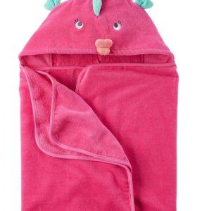 Новые полотенца Carter's