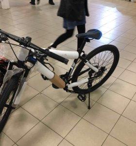 Велосипед алюминий
