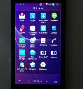 Продам Смартфон SONY Xperia C C2305 Black