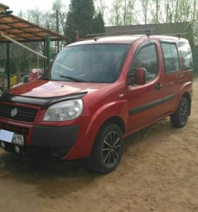 Fiat doblo фиат добло