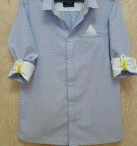 Рубашка TOM TAiLOR (рукава трансформер).39/176