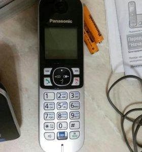 Беспроводной цифровой телефон Panasonic