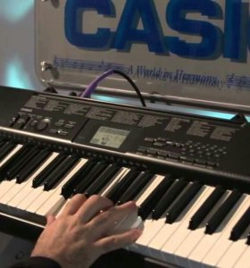 Синтезатор casio ctk 1250