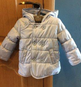Куртка детская monhercare