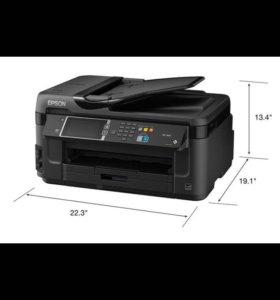 Принтер epson wf 7610