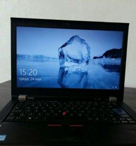 Ноутбук Lenovo Thinkpad T420/i7/8гб/500гб