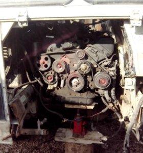 Установка, свап моторов на Росавтопром