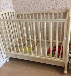 Кроватка детская кровать Гандылян Дашенька