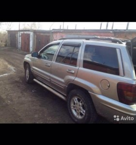 Jeep GrandCherokee WJ Limited 4,7 AT
