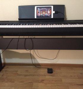 Пианино Yamaha P-115B