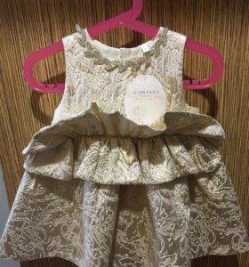 Новое Платье, нарядное 92р-р