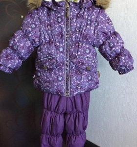 Зимний костюм Huppa 80-86 размер