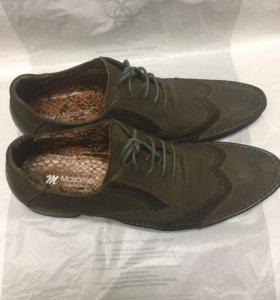Продам новые туфли 45 размера