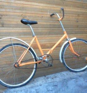 Велосипед складной Спутник