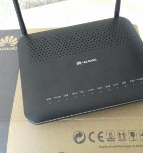 Wi-fi роутер (беспроводное сетевое оборудование)