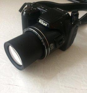 Фотоаппарат, nikon coolpix L810