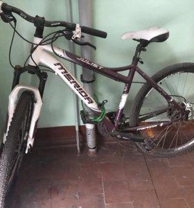 Горный одноподвесный велосипед
