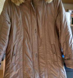 Пальто зима-осень р46-48