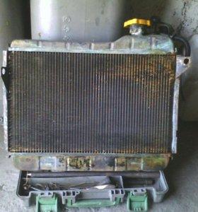 Радиатор ВАЗ 01-07