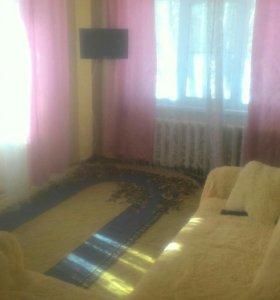 Квартира, 1 комнатная посуточно