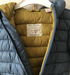 Детская демисезонная куртка Zara