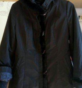 Куртка зима-осень р46-48