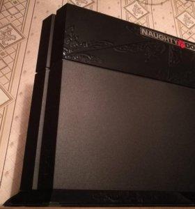 Sony Playstation 4 (CUH-110BA) 500Gb Black