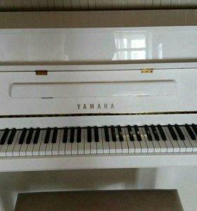 Пианино YAMAHA JU109PWH