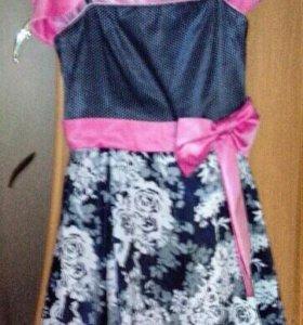 Платье б/у 2 раза