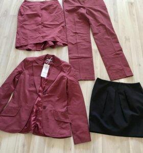 Пакетом женская одежда 42/44