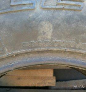 Bridgestone Dueler H/T 265/70R16