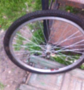 Калисо на велосипед