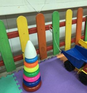 Детский забор