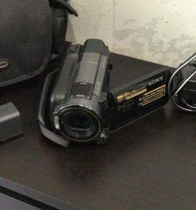 Видео Камера Sony hdr-xr520e